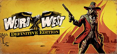 Weird West cover art