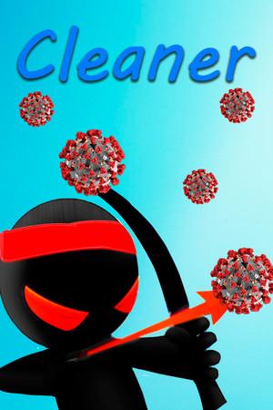 Cleaner poster image on Steam Backlog