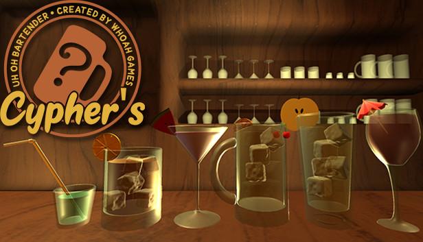Uh Oh Bartender on Steam