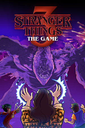 Stranger Things 3: The Game poster image on Steam Backlog