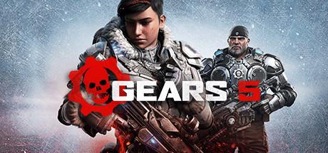 Gears 5 [PT-BR] Capa