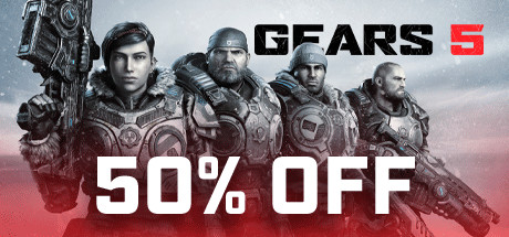 [Steam] Gears 5 ($29.99 / 50% off)