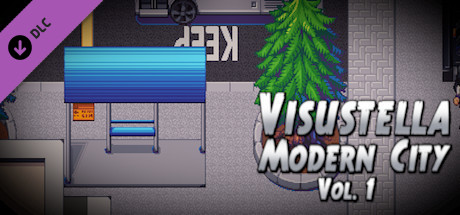 Купить RPG Maker MV - Visustella Modern City Vol 1 (DLC)