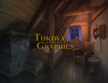 RPG Maker MV - TOKIWA GRAPHICS Event BG No.2 Inn (DLC)