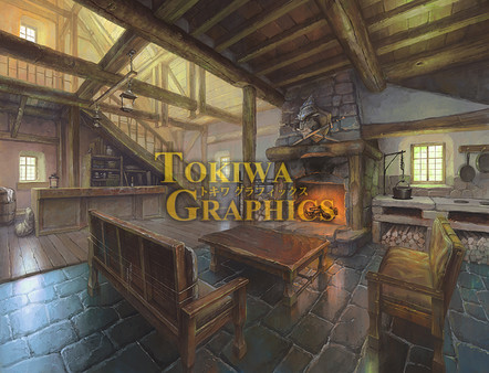 RPG Maker MV - TOKIWA GRAPHICS Event BG No.2 Inn (DLC)