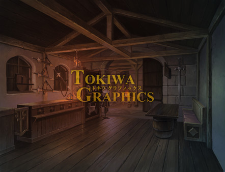 RPG Maker MV - TOKIWA GRAPHICS Event BG No.1 Blacksmith/Tool shop (DLC)