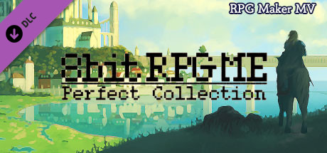 RPG Maker MV - 8bit RPG ME Perfect Collection on Steam