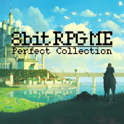 RPG Maker MV - 8bit RPG ME Perfect Collection