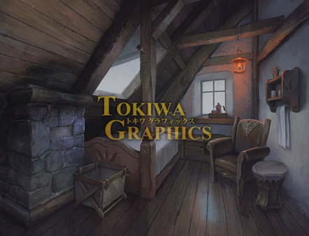 Visual Novel Maker - TOKIWA GRAPHICS Event BG No.2 Inn (DLC)