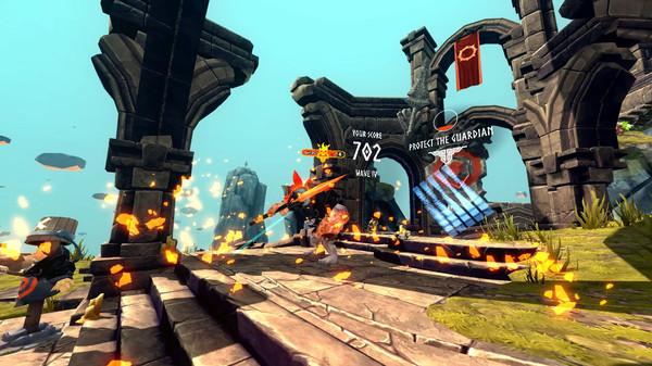 Trickster VR: Horde Attack!