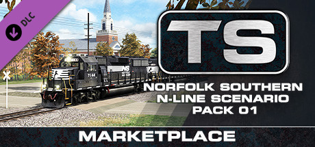 TS Marketplace: Norfolk Southern N-Line Scenario Pack 01