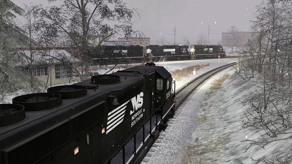 скриншот TS Marketplace: Norfolk Southern N-Line Scenario Pack 01 1
