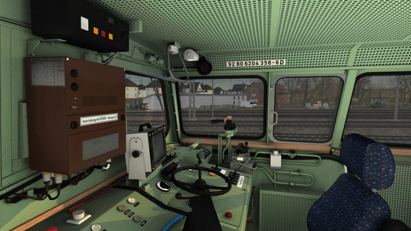 скриншот Train Simulator: DB BR 204 Loco Add-On 2