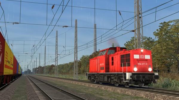 скриншот Train Simulator: DB BR 204 Loco Add-On 1