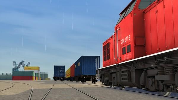 скриншот Train Simulator: DB BR 204 Loco Add-On 4