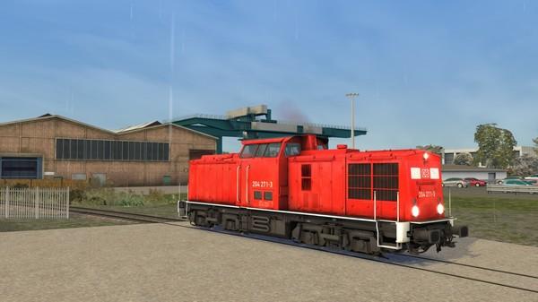 скриншот Train Simulator: DB BR 204 Loco Add-On 3