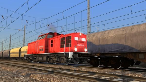 скриншот Train Simulator: DB BR 204 Loco Add-On 0