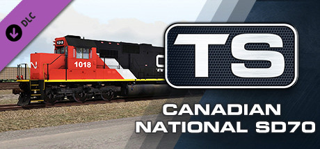 Train Simulator: Canadian National SD70 Loco Add-On