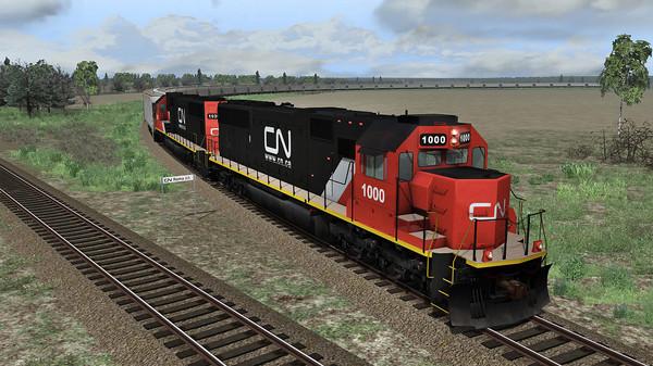 скриншот Train Simulator: Canadian National SD70 Loco Add-On 3