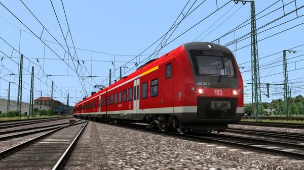 скриншот Train Simulator: Nuremberg & Regensburg Bahn 5
