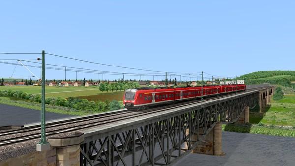скриншот Train Simulator: Nuremberg & Regensburg Bahn 4