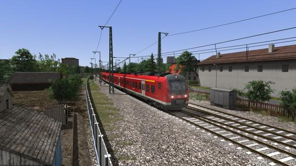 скриншот Train Simulator: Nuremberg & Regensburg Bahn 3