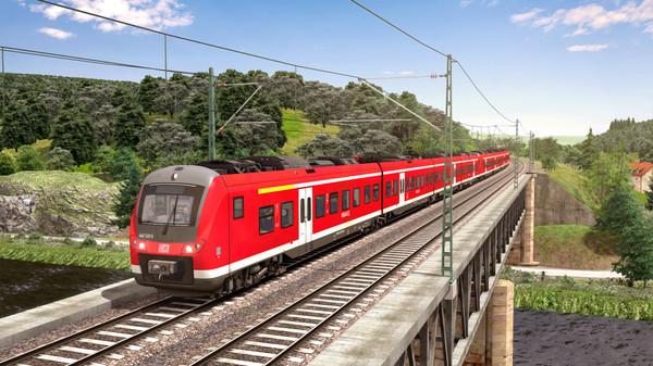 скриншот Train Simulator: Nuremberg & Regensburg Bahn 0