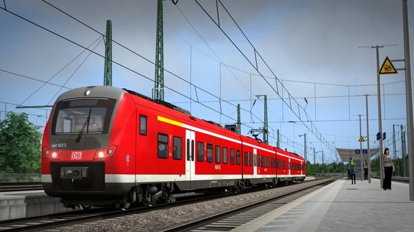 скриншот Train Simulator: Nuremberg & Regensburg Bahn 2