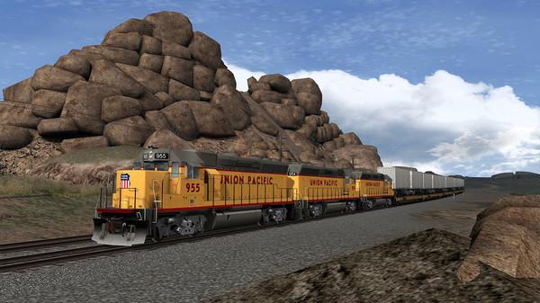 скриншот Train Simulator: Union Pacific GP40X Loco Add-On 3