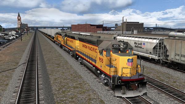 скриншот Train Simulator: Union Pacific GP40X Loco Add-On 4