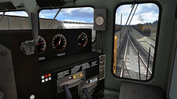скриншот Train Simulator: Union Pacific GP40X Loco Add-On 2