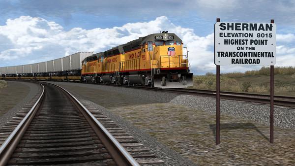 скриншот Train Simulator: Union Pacific GP40X Loco Add-On 1