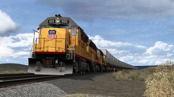 скриншот Train Simulator: Union Pacific GP40X Loco Add-On 0