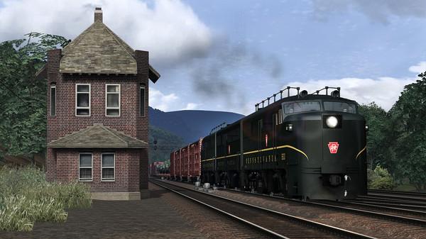скриншот Train Simulator: PRR FA-1 & FA-2 Loco Add-On 1