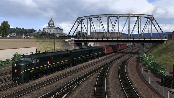 скриншот Train Simulator: PRR FA-1 & FA-2 Loco Add-On 4