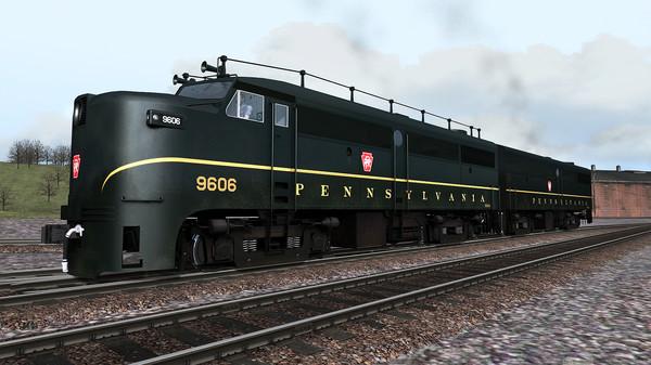скриншот Train Simulator: PRR FA-1 & FA-2 Loco Add-On 0