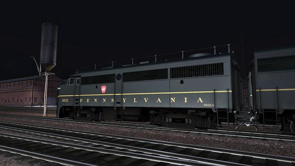 скриншот Train Simulator: PRR FA-1 & FA-2 Loco Add-On 5