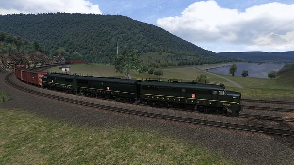 скриншот Train Simulator: PRR FA-1 & FA-2 Loco Add-On 3