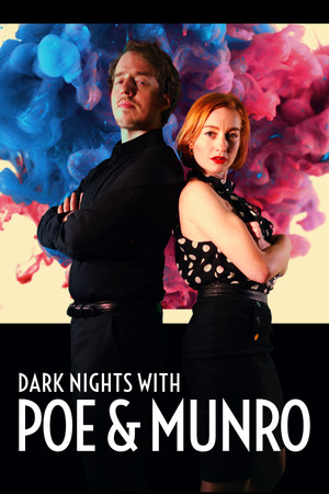Dark Nights with Poe and Munro poster image on Steam Backlog