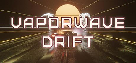 Vaporwave Drift [PT-BR] Capa
