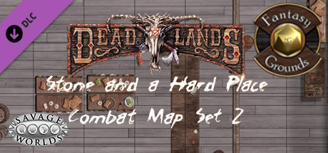 Купить Fantasy Grounds - Stone and a Hard Place Combat Map Set 2 (Map Pack) (DLC)