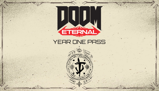 Pre Purchase Doom Eternal Year One Pass On Steam