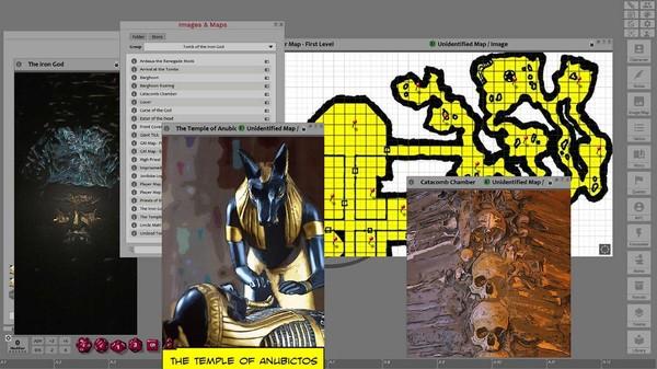 Fantasy Grounds - Tomb of the Iron God (5E) (DLC)