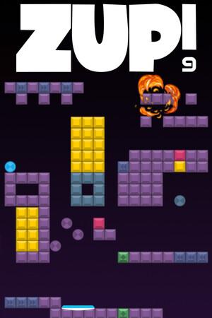 Zup! 9 poster image on Steam Backlog