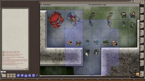 Fantasy Grounds - Devin Night Token Pack 111: Aquatic Adventures (Token Pack) (DLC)