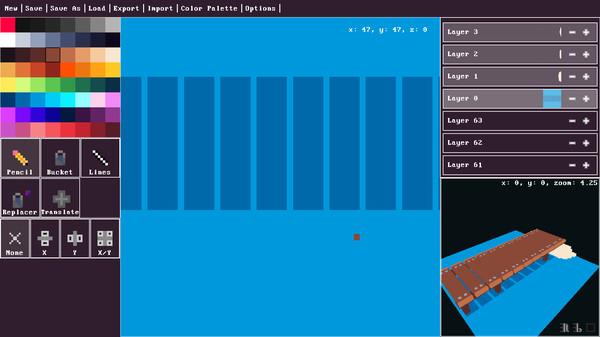 Скриншот из SpritePile