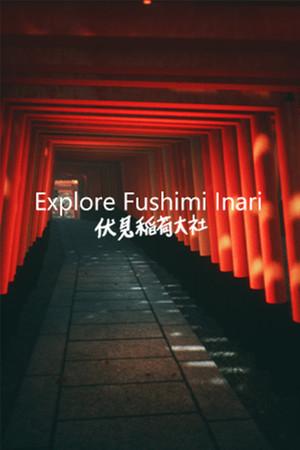 Explore Fushimi Inari poster image on Steam Backlog