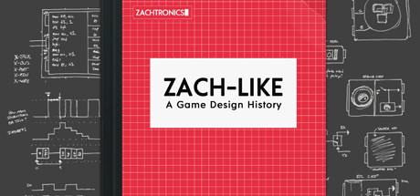 ZACH-LIKE cover art