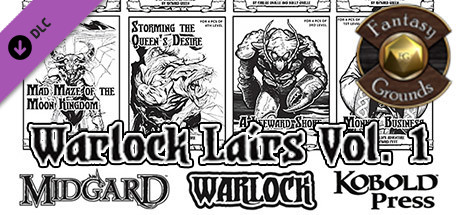 Fantasy Grounds - Warlock Lairs Volume 1 (5E) on Steam