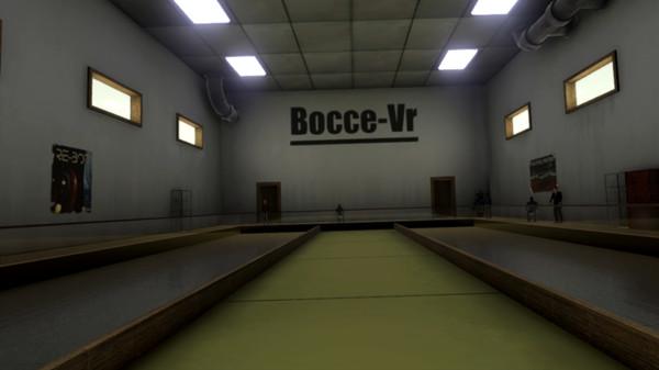 Bocce VR